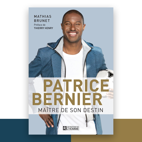 """Photo de couverture du livre """"Maitre de son destin"""""""